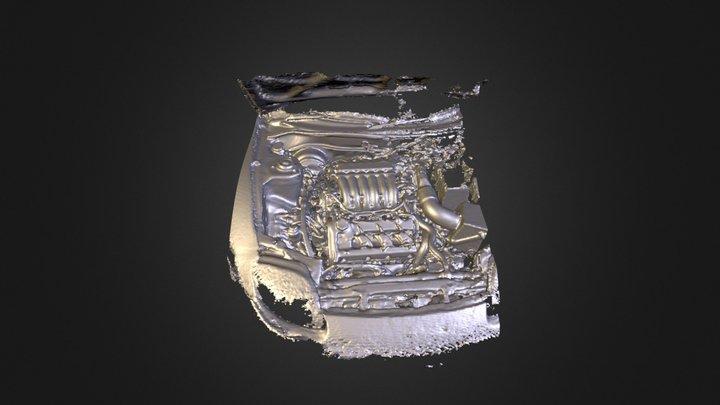 F T O Engine Bay 1 3D Model