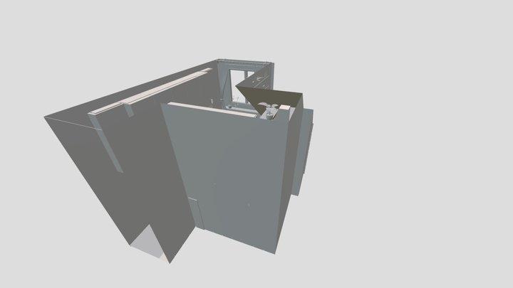 Kuchnia5 3D Model