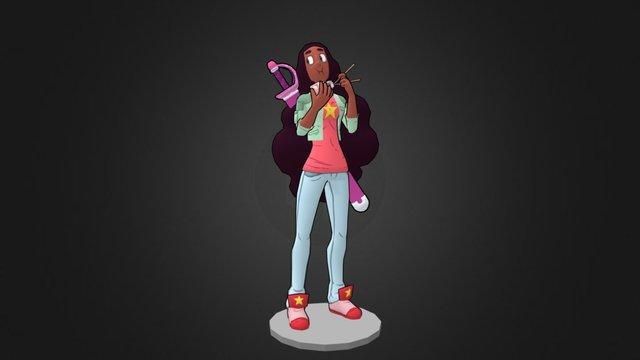 Сonnie 3D Model