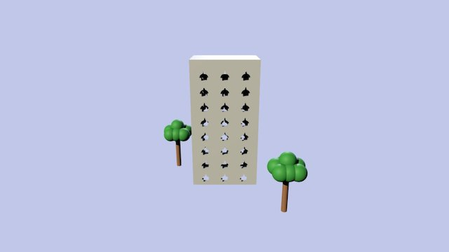 Jael 3D Model