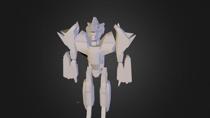 robofx-beta 3D Model