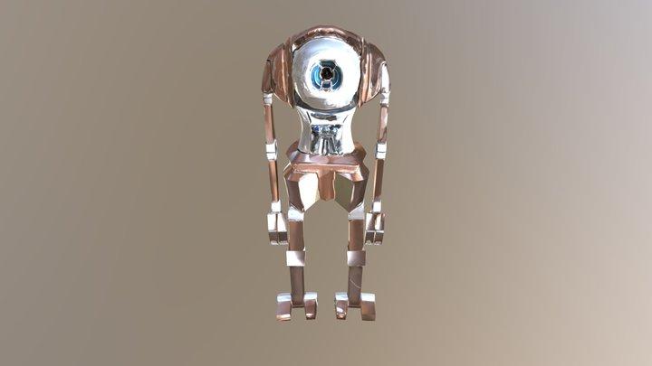 Apocalypse, carrier-bot Timbo 3D Model
