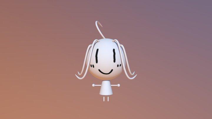 キャラクター / Character 3D Model