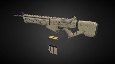 MT S-26 preview 3D Model