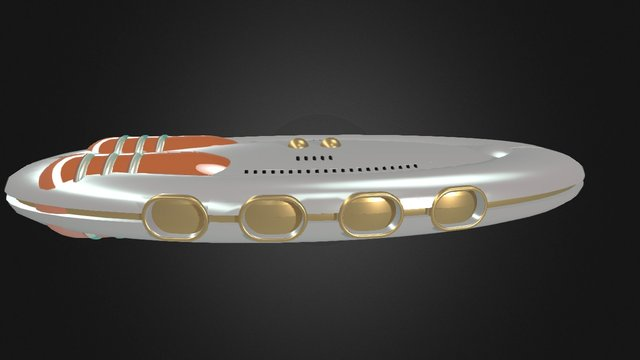 Pyldur 3D Model