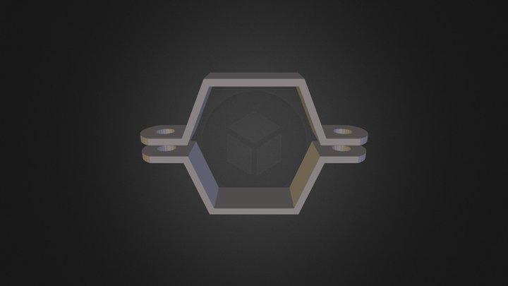 Collier ROBBE® Hexagonal 3D Model