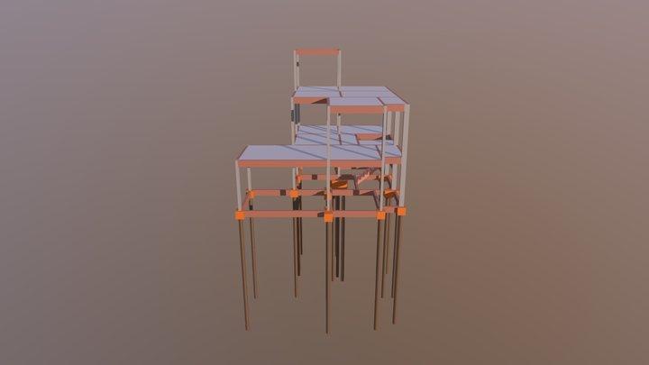 Curso TQS Básico - Canal da Engenharia 3D Model