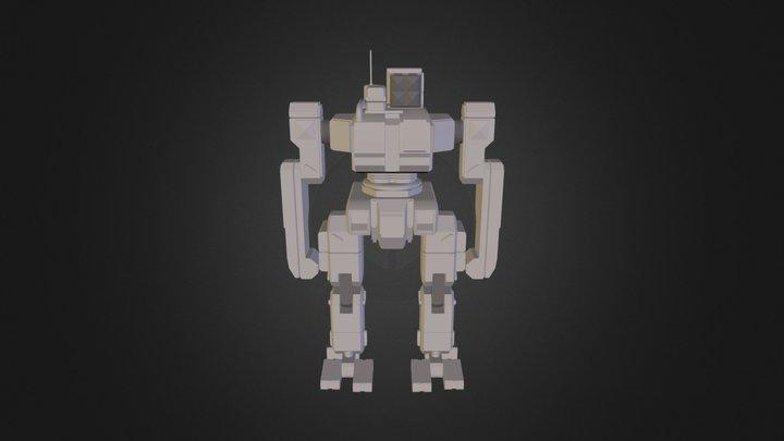 Macro Body 3D Model