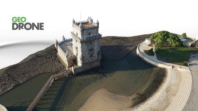 Modelo 3D da Torre de Belém 3D Model