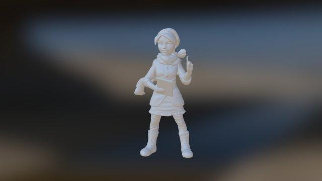 Margo 3D Model