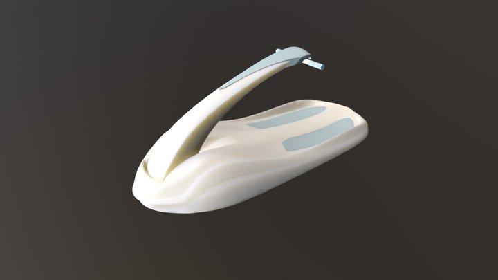 Basic Block 3D Model