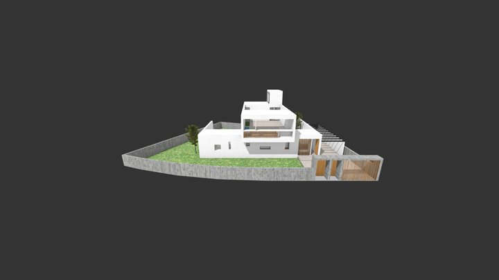 Almeria 3D Model