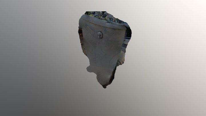 mystery face 3D Model