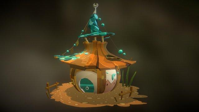 House Numa 3D Model