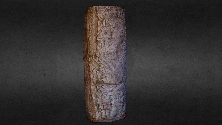 Columna 1 3D Model
