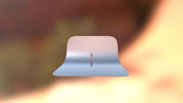 Vincent 3D Model