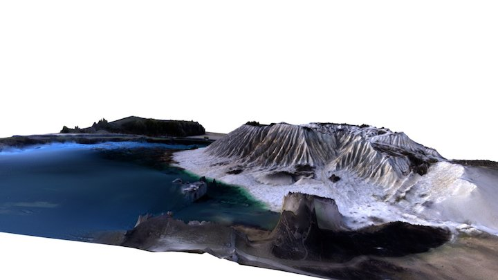 Rummu 3D Model