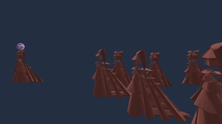 The Armoury 3D Model