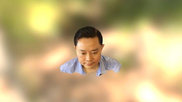 prof phee 3D Model