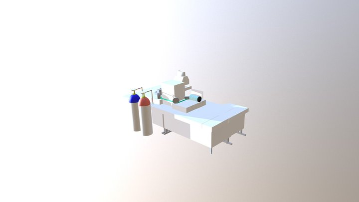 AA Completo 3D Model