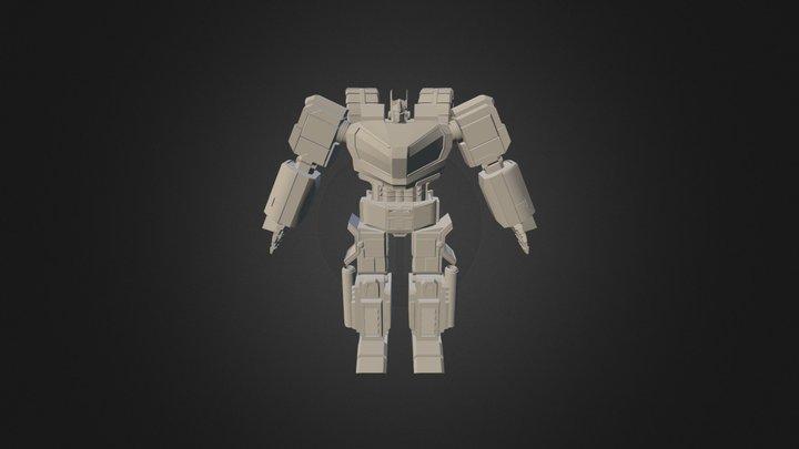 Optimus WFC 3D Model