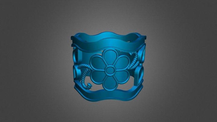 Bangle / Bracelet 3D Model