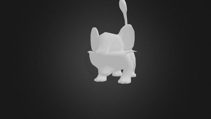 Rattata 3D Model