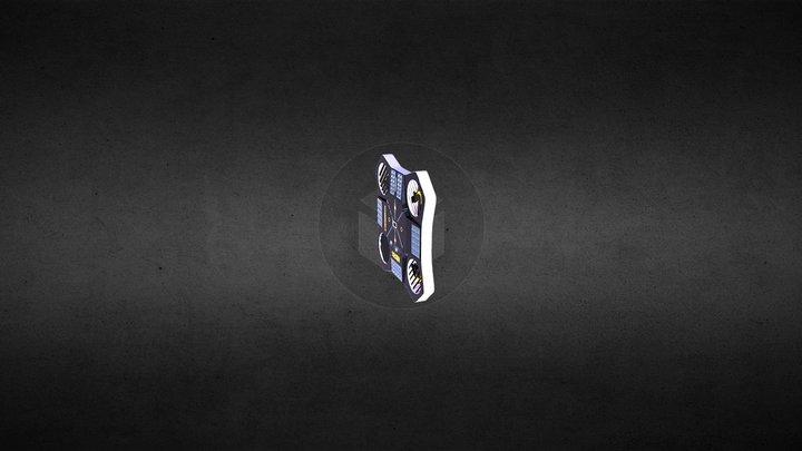 Rainbow Six Siege - Echo Drone Yokai 3D Model