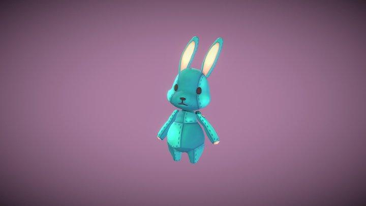 The Rabbit 3D Model