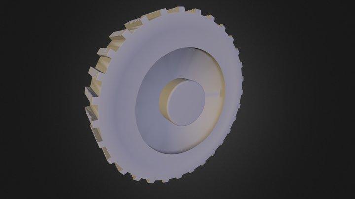 מירב גלגל 3D Model