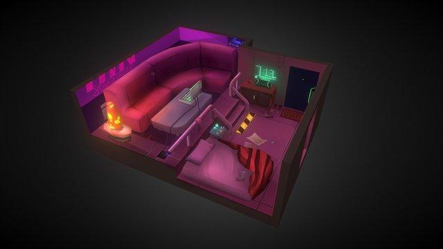 pixie_room 3D Model