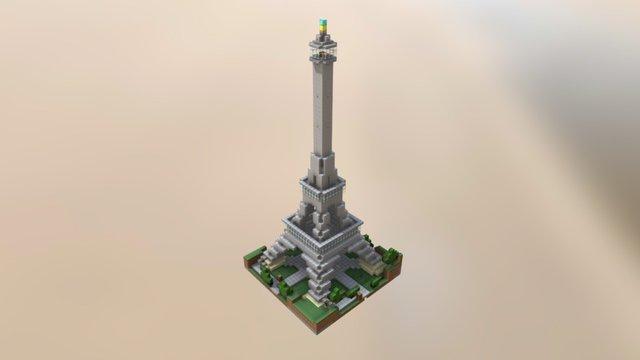 Eiffel V 5.04 3D Model