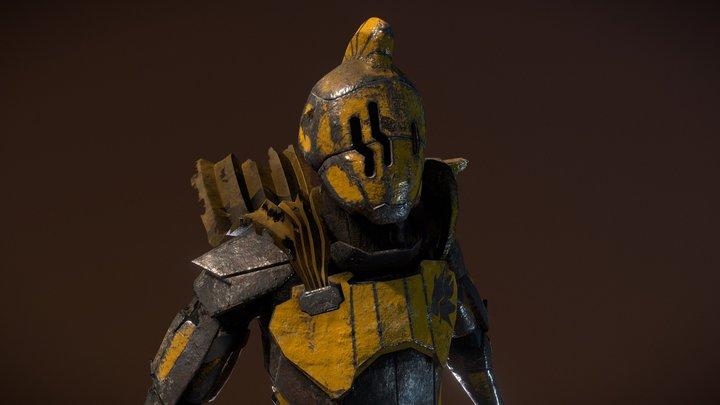Novus Gladiator 3D Model