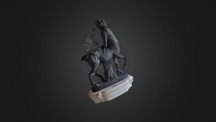 Old Centaur-Restored 3D Model