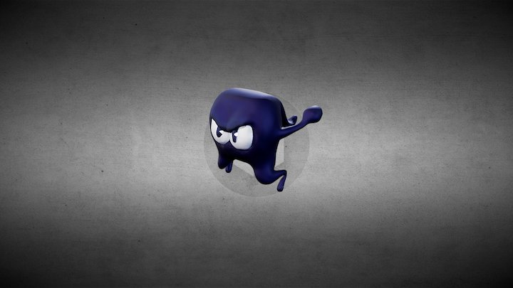 King of thieves main character proyect 3D Model