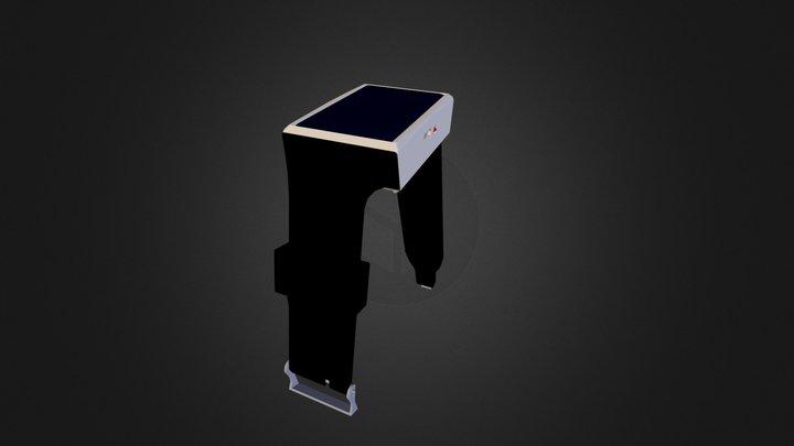 black_booster 3D Model