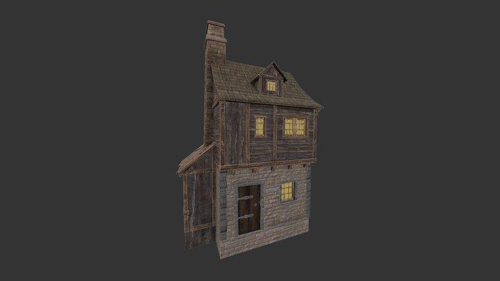 House 6 3D Model