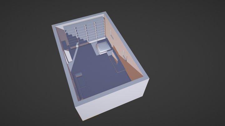 Diorama 3D Model