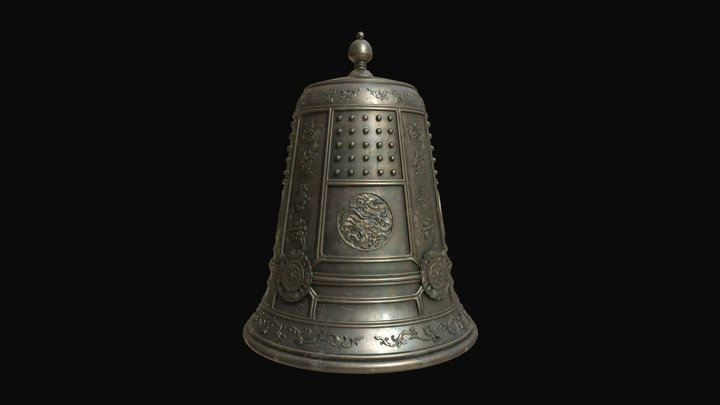 Sadhu Bell - Le House 3D Model