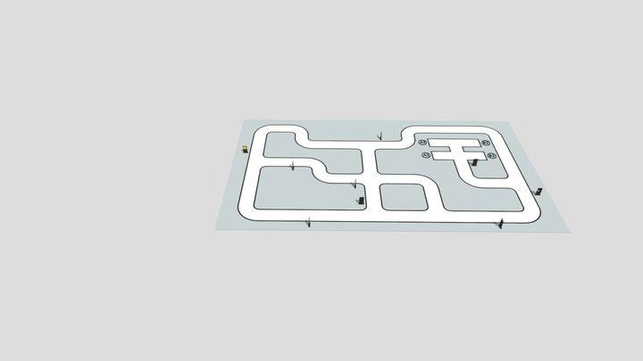 Trafik 2020 3D Model