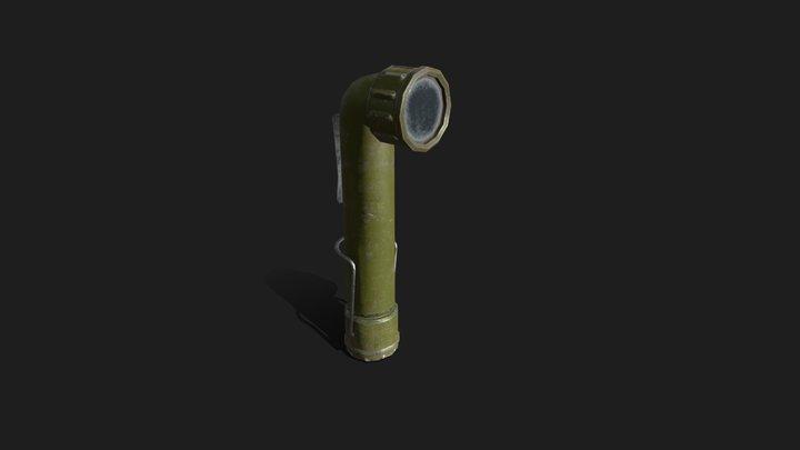 flashligth 3D Model