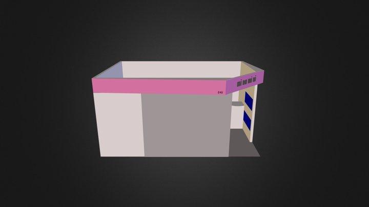 Homi Effect 3D Model