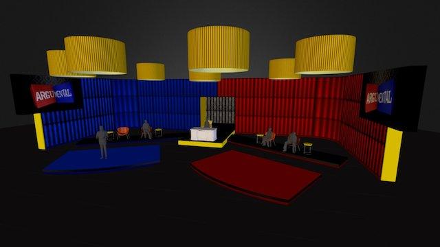 Argumental 3D Model
