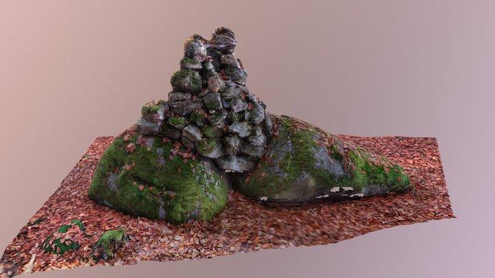 Mohylka 3D Model