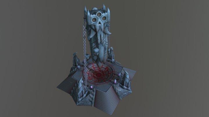 Gorluxor's Yard 3D Model