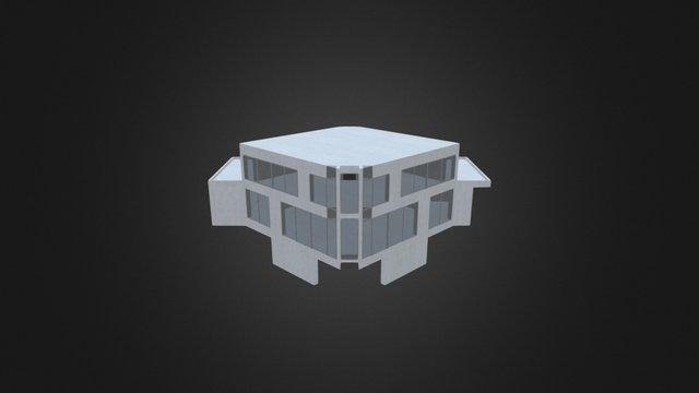 Villa Cappa 3D Model