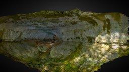 Alabama Cave 3D Model
