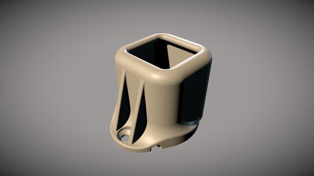 LockDockv8 3D Model