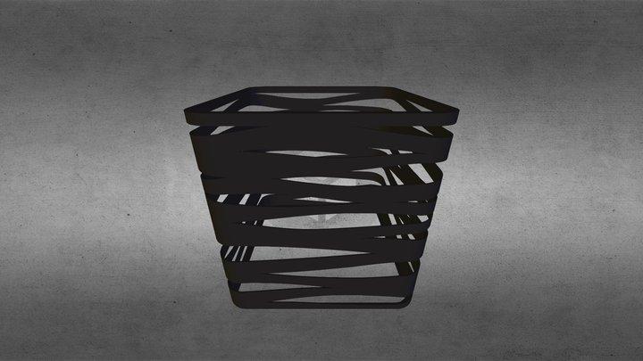 qube 3D Model