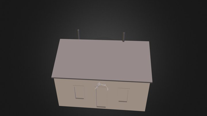 cabin1 3D Model